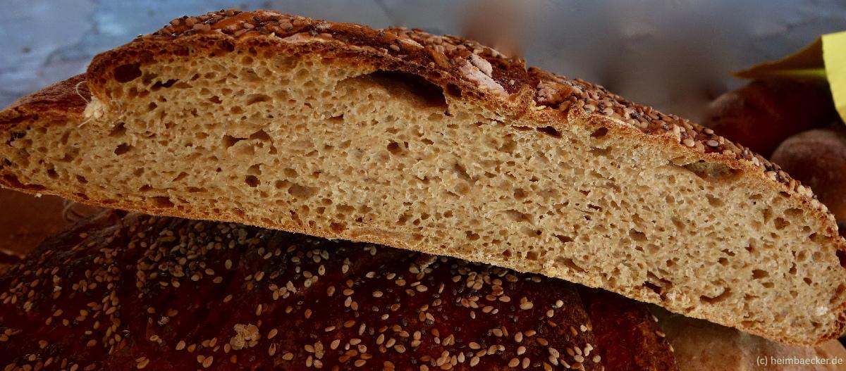 Römisches Brot Teil 8: Altrömisches Brot / Der Pompeji-Laib - der
