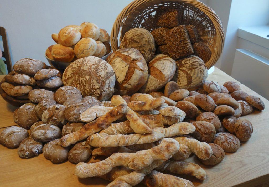 Brotbackkurs in Köln- Backergebnisse